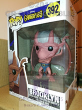 Animation: Gargoyles Brooklyn Funko POP