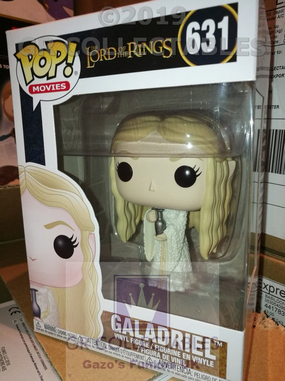 Movies: Lord of the Rings LOTR Galadriel Funko POP