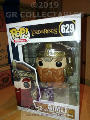 Movies: Lord of the Rings LOTR Gimli Funko POP