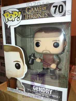 TV: Game of Thrones: Gendry Funko POP