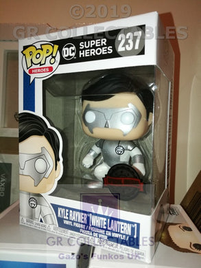 DC Super Heroes Kyle Rayner White Lantern Special Edition Exclusive Funko POP