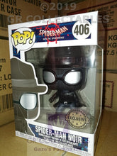 Animation: Spider-Man Spider-Man Noir Exclusive Funko POP