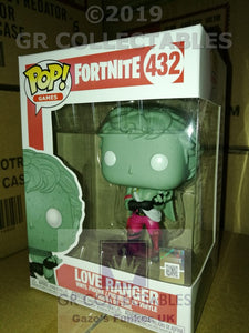 Gaming: Fortnite Love Ranger Funko POP