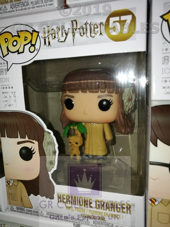 Movies: Harry Potter Hermione in Herbology Class Funko POP