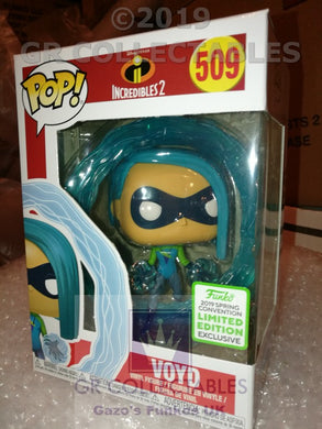 ECCC 2019 Incredibles 2 Voyd Funko POP
