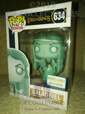 Movies: Lord of the Rings LOTR Galadriel Tempted Barnes & Noble Exclusive Funko POP