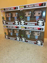 Movies Horror The Shining The Grady Twins Exclusive Funko POP 2pack