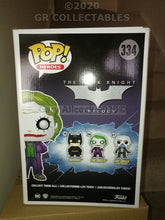 "Batman The Dark Knight 10"" Joker (Heath Ledger) Funko POP"