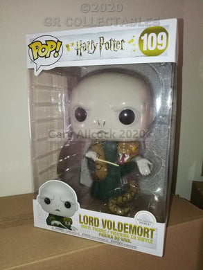 Harry Potter VOLDEMORT with NAGINI 10