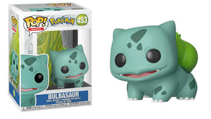 Animation POKEMON BULBASAUR Funko POP