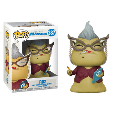 Disney: Monsters Inc Roz Funko POP