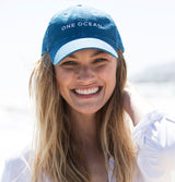 One Ocean Beauty Adults' Unisex Baseball Cap