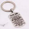 SON DAD - NEVER FEEL - KEY CHAIN 1