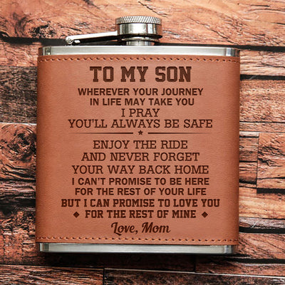 SON MOM - ENJOY - FLASK