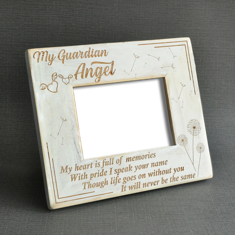 Wood Frame Engraved Gifts