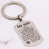 MY SON - WHEREVER YOUR JOURNEY - KEY CHAIN 1