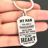 MY MAN - CLOSER - KEY CHAIN 1