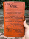 SON MOM - ALWAYS LOVE YOU - VINTAGE JOURNAL