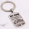 MY MAN - MY FUTURE - KEY CHAIN 1