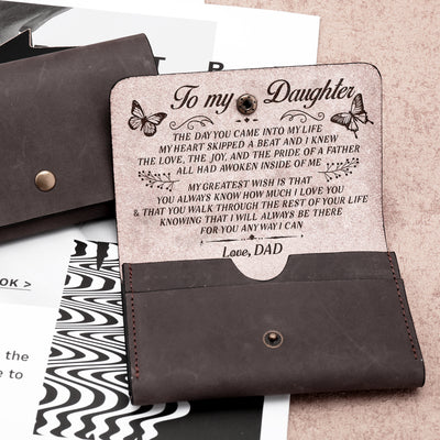 DAUGHTER DAD - THE AWOKEN LOVE - WALLET