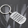 HUSBAND WIFE - MY LOVE FOR YOU - KEY CHAIN