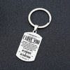 FIANCE - MY EVERYTHING - KEY CHAIN