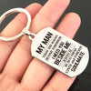 MY MAN - BESIDE ME - KEY CHAIN 1