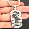 HUSBAND - BEST FRIEND - KEY CHAIN 1