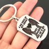 MY HUSBAND IN HEAVEN - KEY CHAIN 1