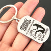 DADDY DAUGHTER - HERO - KEY CHAIN 1