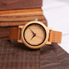 DAUGHTER MOM - LOVE YOU TO THE MOON - WOOD WATCH