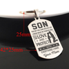 SON MOM - LOVE PROTECT - KEY CHAIN 1
