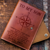 SON DAD - ALWAYS BE SAFE - JOURNAL COVER
