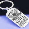 I'M A WIFE - KEY CHAIN 1