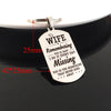 WIFE - MISSING YOU - KEY CHAIN 1