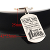 YOU'RE MY HERO - KEY CHAIN 1
