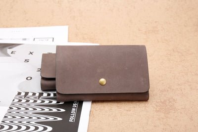 NIECE - BRING HAPPINESS - LEATHER WALLET