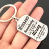 HUSBAND - MISSING YOU - KEY CHAIN 1