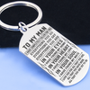 MY MAN - EVERYTHING YOU ARE - KEY CHAIN 1