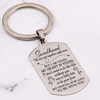 SWEETHEART - I AM YOURS - KEY CHAIN 1