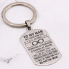 MY MAN - LOVE JOURNEY - KEY CHAIN 1