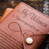 MY WOMAN - YOU'RE SPECIAL TO ME - JOURNAL COVER