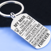 MY MAN - TAKE CARE - KEY CHAIN 1