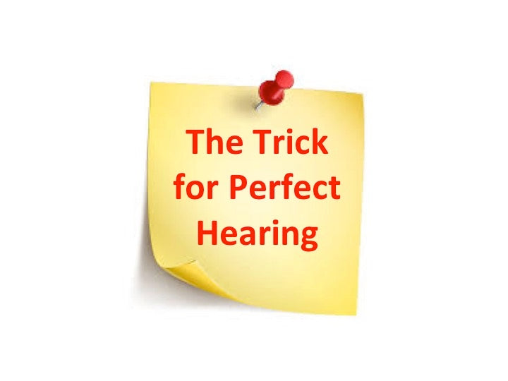 Listening Devices for Court Interpreters