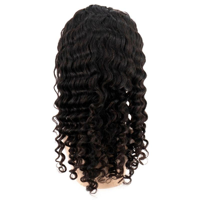 Deep Wave Headband Wig