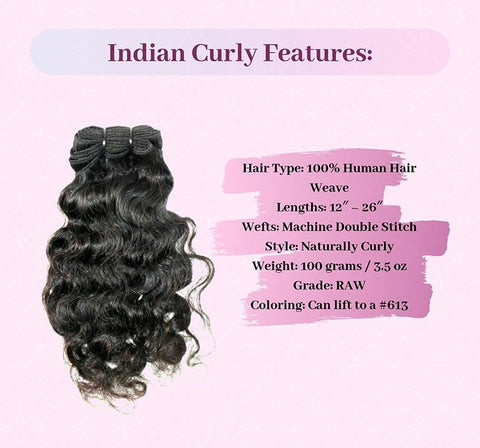 Raw Indian Remy Virgin Human Hair Extensions