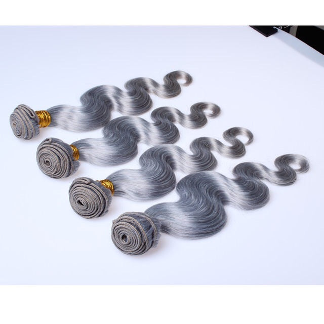 Brazilian Gray Body Wave Bundle Deal