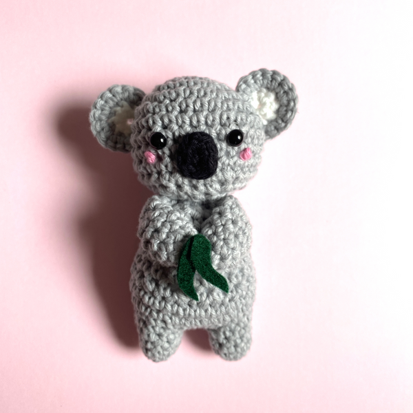 Koala Crochet Pattern Digital Download