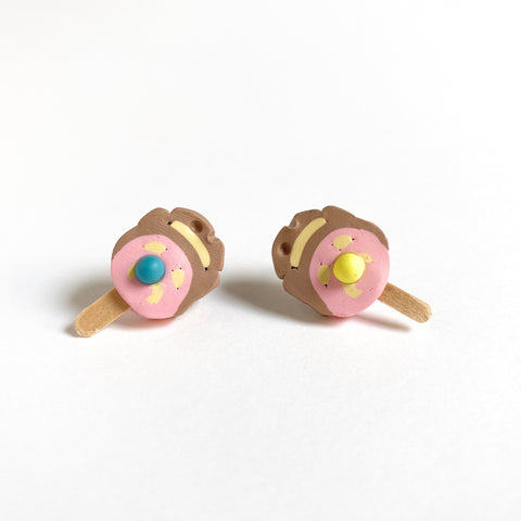 Bubble O Bill Earrings - Iconic Australian Ice Cream