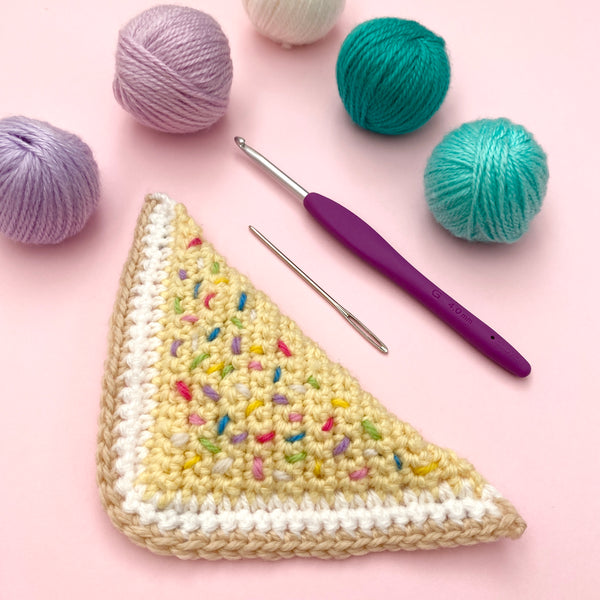 Fairy Bread Crochet Pattern Digital Download